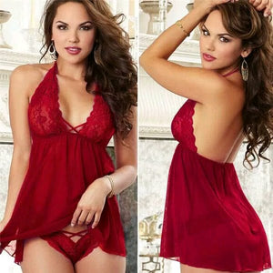 Juicy Sexy Lace Sleepwear Lingerie