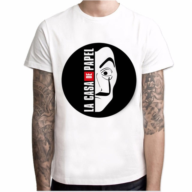 Club Dresses | Club Outfits | Party Dresses La Casa De Papel T Shirt, La Casa De Papel T Shirt - Clubbing Love