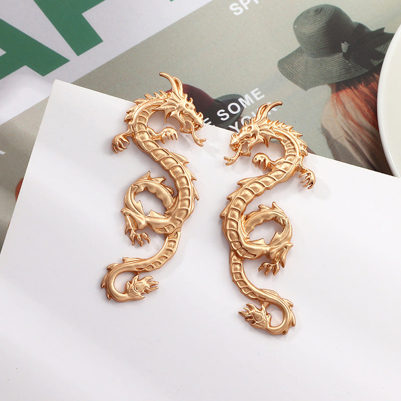 Club Dresses | Club Outfits | Party Dresses Dragon Earrings, Dragon Earrings - Clubbing Love
