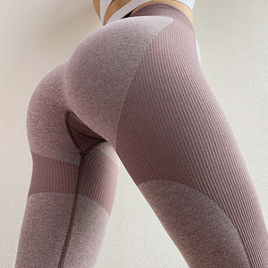 Tummy Control Leggings Squat Proof Booty Support