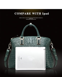 Club Dresses | Club Outfits | Party Dresses Bags, Crocodile Handbags Full Grain Cowhide Embossed - Clubbing Love