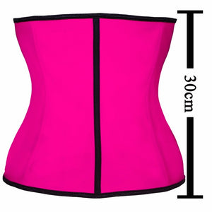 Women's Latex Waist Trainer Corset for Weight Loss Cincher Shaper Slimmer - Club Dresses | Party Dresses | Club Outfits. Club Dresses from ClubbingLove.com