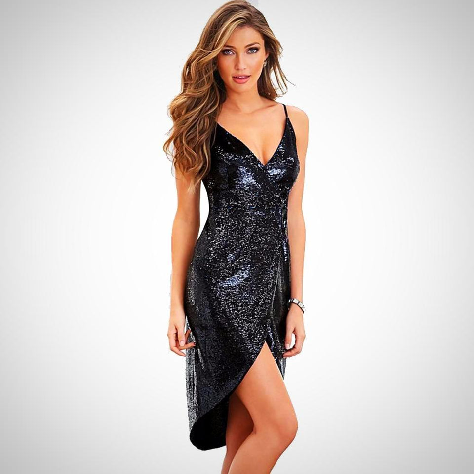 Club Dresses | Club Outfits | Party Dresses Dress, Club Dresses | Party Dresses | Shine Sequin - Clubbing Love