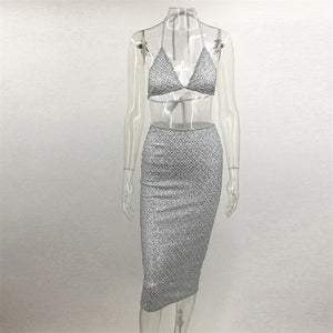Club Dresses | Club Outfits | Party Dresses Dress, Club Dresses | Party Dresses | Slimbackless 2pcs - Clubbing Love