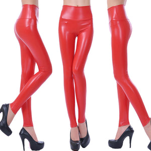 Legging | Skinny leather - Club Dresses | Party Dresses | Club Outfits. Club Dresses from ClubbingLove.com