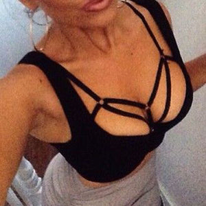 Club Dresses | Club Outfits | Party Dresses jewelry, Jewelry | Sexy women Black Belt Bra - Clubbing Love