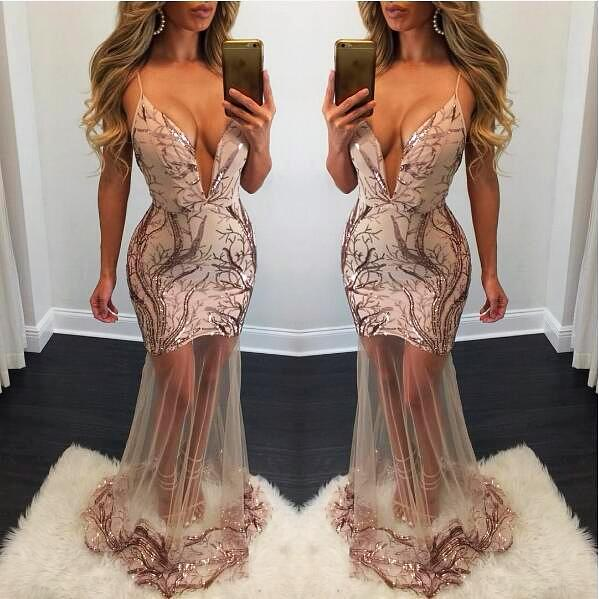 Club Dresses | Club Outfits | Party Dresses Dress, Club Dresses | Party Dresses | Evening Sexy Party Long - Clubbing Love