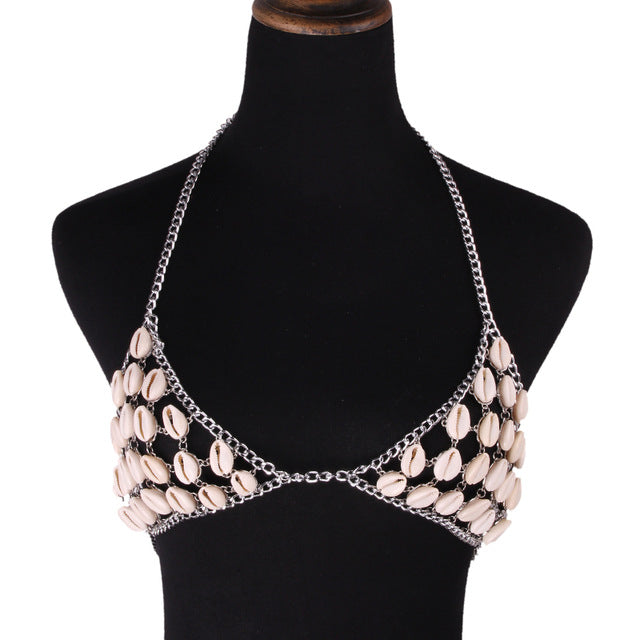 Jewelry | Best lady 2017 Sexy Women Love Rhinestone Bra Brassiere - Club Dresses | Party Dresses | Club Outfits. Club Dresses from ClubbingLove.com