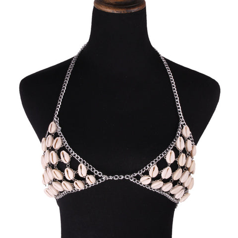 Image of Jewelry | Best lady 2017 Sexy Women Love Rhinestone Bra Brassiere - Club Dresses | Party Dresses | Club Outfits. Club Dresses from ClubbingLove.com