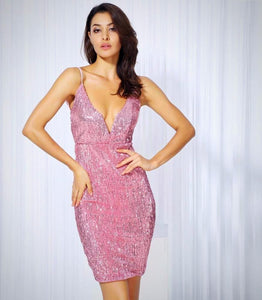 Club Dresses | Club Outfits | Party Dresses Dress, Club Dresses | Party Dresses | Sequins sexypink - Clubbing Love