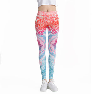 Legging | 3D Print - Club Dresses | Party Dresses | Club Outfits. Club Dresses from ClubbingLove.com