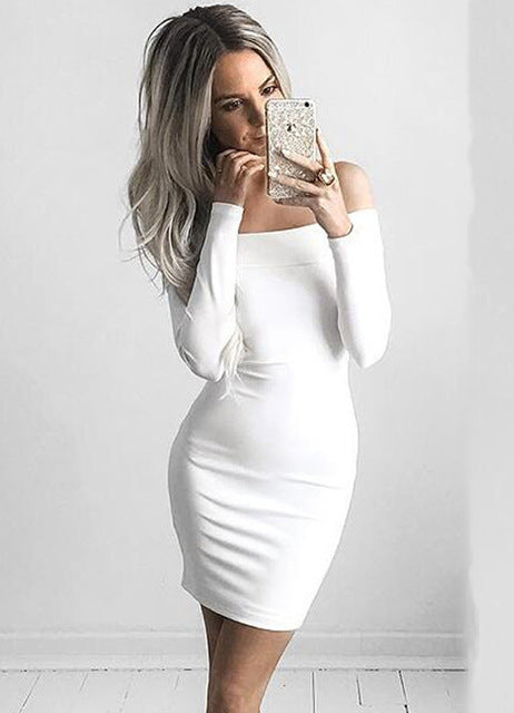 Club Dresses | Club Outfits | Party Dresses Dress, Club Dresses | Party Dresses | Offshoulder - Clubbing Love