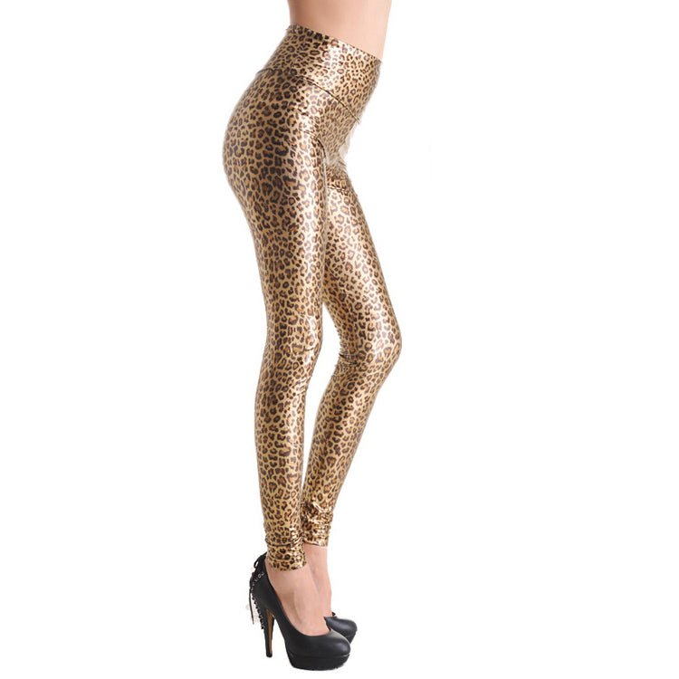 Legging | Pink Leopard - Club Dresses | Party Dresses | Club Outfits. Club Dresses from ClubbingLove.com