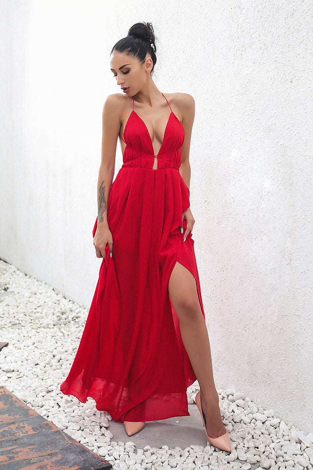 Club Dresses | Club Outfits | Party Dresses Dress, Club Dresses | Party Dresses | Elegant Chiffon Maxi Dress - Clubbing Love