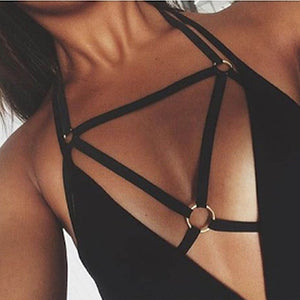 Club Dresses | Club Outfits | Party Dresses jewelry, Jewelry | Black Belt Bra - Clubbing Love