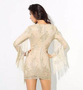 Club Dresses | Club Outfits | Party Dresses Dress, Club Dresses | Party Dresses | Gold Lace - Clubbing Love