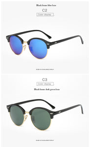 Club Dresses | Club Outfits | Party Dresses sunglasses, Hot Rays Sunglasses Women Popular Brand Designer Retro men Summer Style Sun Glasses Rivet Frame Colorful Coating Shades - Clubbing Love