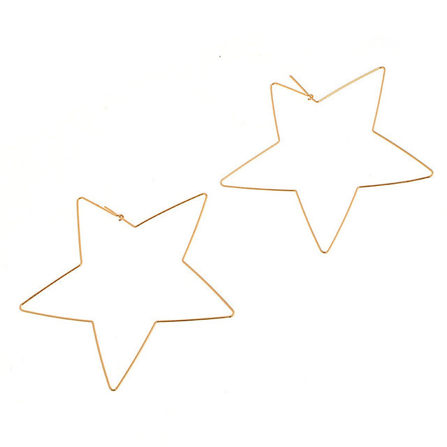 Club Dresses | Club Outfits | Party Dresses jewelry, Big Star Shaped Earrings Simplicity Handmade - Clubbing Love