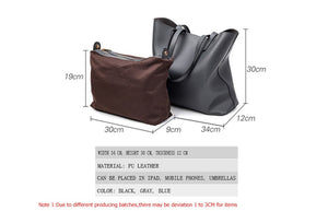 Woman Shoulder Bags Famous Brand Luxury Handbags Women Bags Designer High Quality PU Totes Women Mujer Bolsas