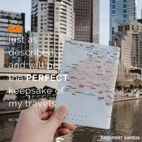 travel keepsakes wallet Australia Melbourne