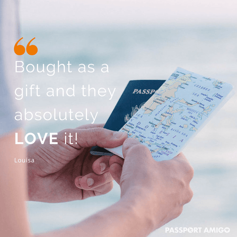 Indonesia Travel Wallet Gift Quote