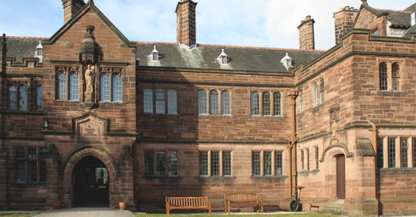 Enjoy a quiet stay in a Gladstone's library.