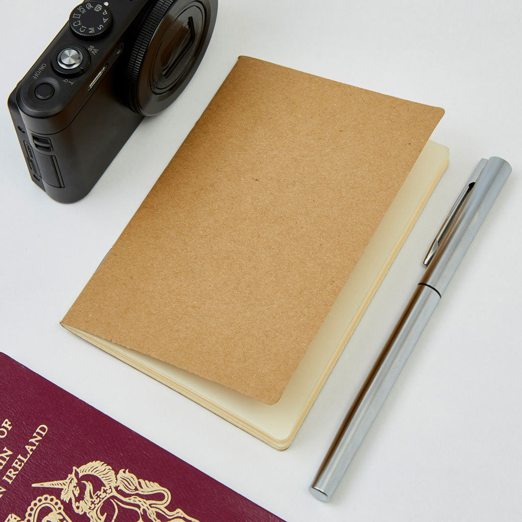 Passport-sized Notebook