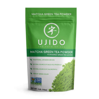 Ujido Japanese Matcha Green Tea Powder