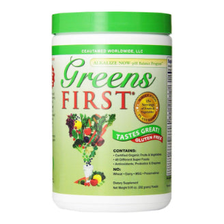 Greens First® Nutrient Rich-Antioxidant SuperFood