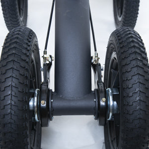 Product Highlight - Dual Rear Braking System
