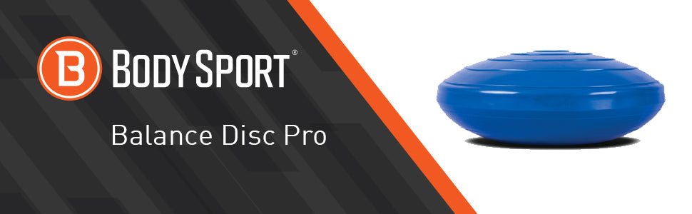BodySport Balance Disc Pro   - Title with product image