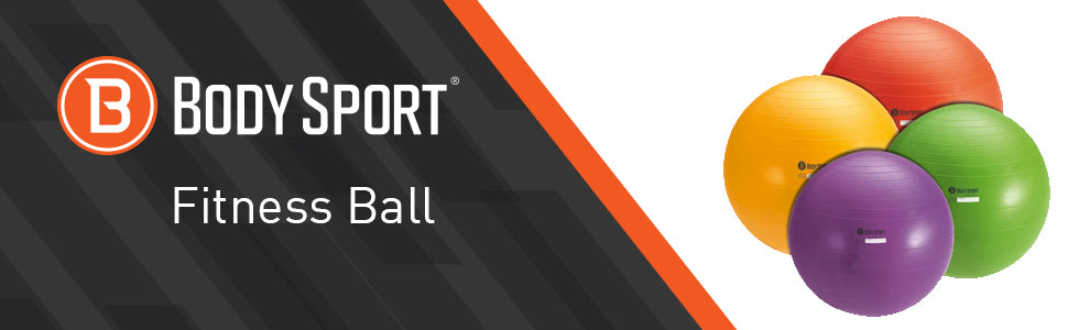 BodySport Fitness Ball   - Title with product image