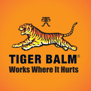 PRINCE OF PEACE Tiger Balm Pain Relieving Large Patch, 4 Patches - Tiger Balm Logo