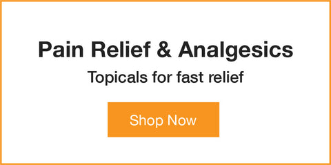 Active Recovery has the largest selection of leading pain relief topicals