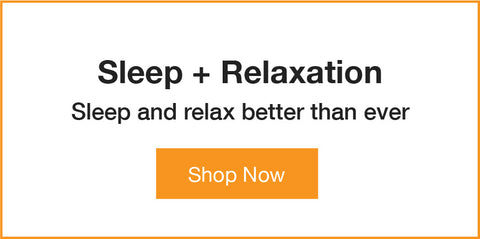 Active Recovery Sleep and Relaxation Products Enable a Better you