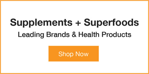 Active Recovery  Supplements and Superfoods for health and wellness