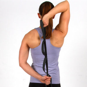 BodySport Stretch Strap - Product in use on back