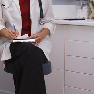BodyMed Basic Exam Stool - Built with Comfort in Mind