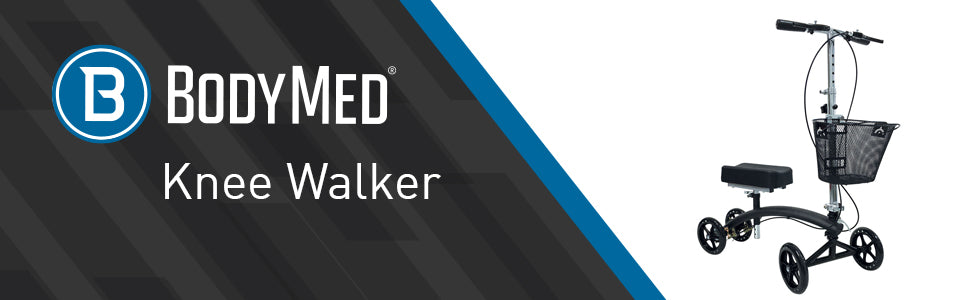 BodyMed Knee Walker  - Title with product image