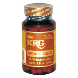 PRINCE OF PEACE Gold Korean Red Ginseng - Product