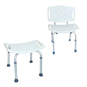 BodyMed Shower Seat   - shower seat and shower seat with back
