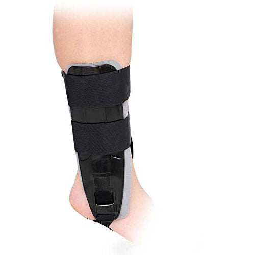 Advanced Orthopaedics 441 Lycra Gel Ankle Brace, Regular