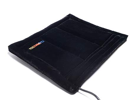 "Thermotex Universal Platinum Radiant Energy Pain Relief Heating Pad - 17"" X 15"""