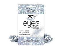 Silver Eyes by ToGoSpa Premium Anti-Aging Collagen Gel Pads for Puffiness, Dark Circles, and Wrinkles Under Eye Rejuvenation for Men & Women - 1 Pack - 3 Pair