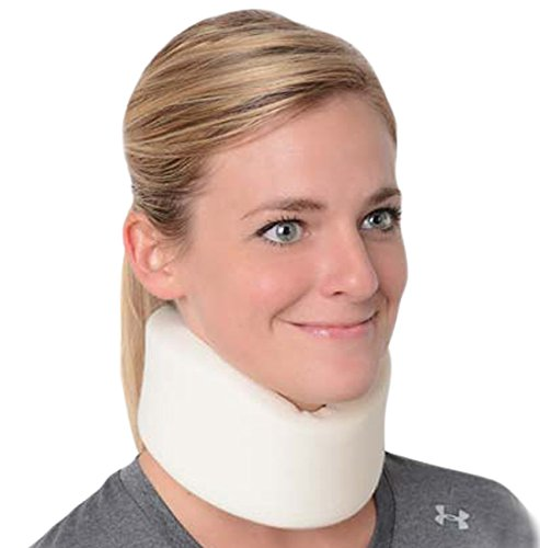 "Advanced Orthopedics AO Universal Cervical Collar Neck Brace, 2-1/2"" H x 18"" L"