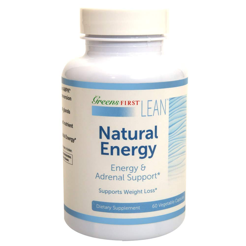 Greens First Lean Natural Energy Dietary Supplement Energy And Adrenal Support Supplement Dietary Supplements For Weight Loss Nutritional