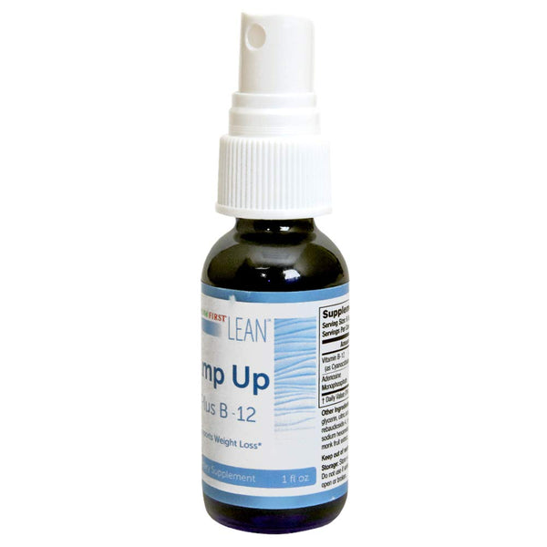 Greens First® Lean™ Amp Up Plus B-12 Dietary Supplement Spray – Nutritional Supplement – Diet Spray – 30 Servings per Bottle