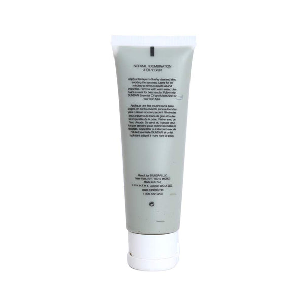 Neem and Green Tea Cleansing Mask - 2.8 oz.