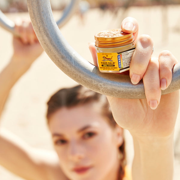 TIGER BALM® Pain Relieving Ointment - Sports Recovery, Inflammation and Arthritis Relief