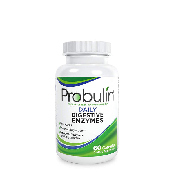 Probulin Daily Digestive Enzymes, 90 Capsules